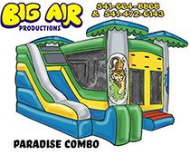 Big Air Paradise Combo