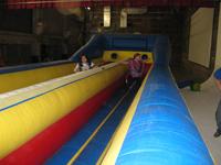Big Air Jumphouses Dunk Tank