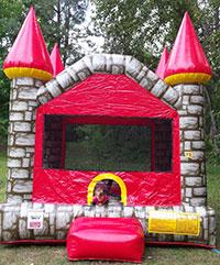 Camelot Castle Jumphouse