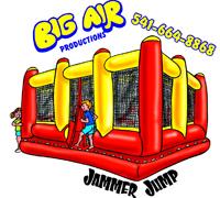 Big Air Jammer Jump