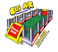 Big Air Soccer Arena