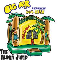Big Air Strawberry Bouncer