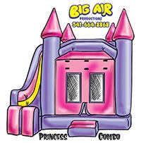 Big Air Princess Combo