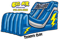 Big Air Thunderslide