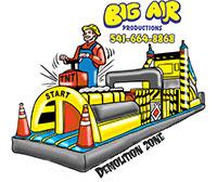 Big Air Demolition Zone