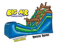 Big Air Rockin Rapids